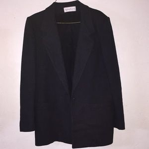 Jackets & Blazers - Ladies Evan picone II pure wool pea coat